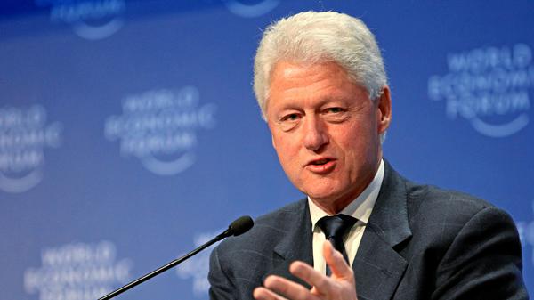 President Clinton 2009